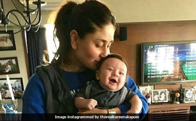 The Latest Picture Of Kareena And Saif's Son Taimur Will Melt Your Heart