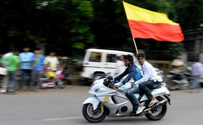State flag grey area, want no controversy: Karnataka govt