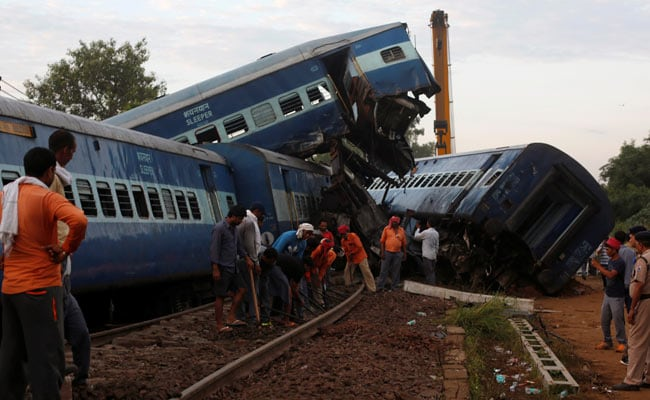 4 Railways Officials Suspended After UP Train Accident: 10 Points