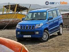 Here's What The Larger Mahindra TUV300 Could Be Called