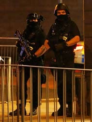 Children Among 22 Killed In Suicide Bombing At Pop Concert In Manchester