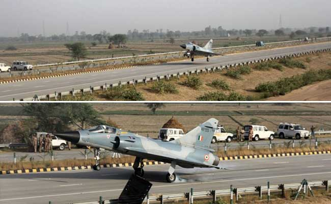 12 National Highways To Double Up As Emergency Landing Airstrips