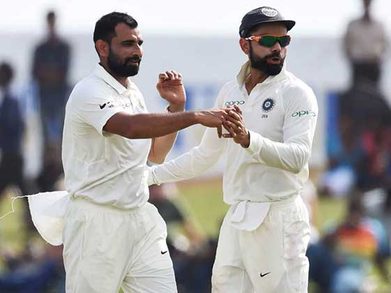 1st Test, Day 3 Live: India Look To Extend Dominance Over Sri Lanka