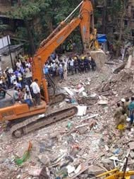 8 Dead, Many Feared Trapped In Mumbai Building Collapse