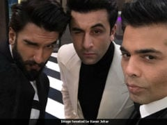 Trending: Ranbir Claims He Was 'Forced' To Go On Karan Johar's Show