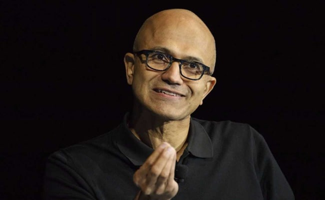 19 Minutes With Satya Nadella: A New Book, And 'Complete Nonsense Answer'