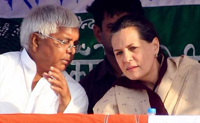Lalu Yadav's Rally Throws Up Congress Conundrum: A Gandhi In The House?