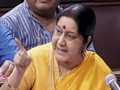 'All Countries' With Us, Says Sushma Swaraj On Sikkim Standoff With China