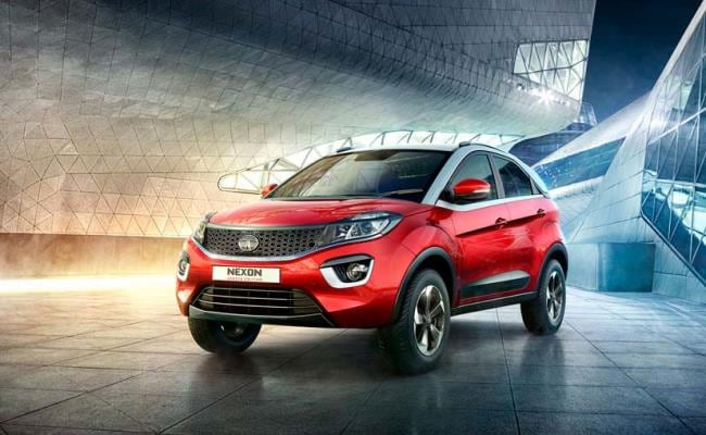 Tata Nexon's Interior Images And Feature List Released
