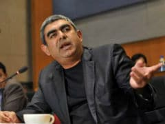 Infosys Chief Vishal Sikka's Salary Drops 67% In FY17
